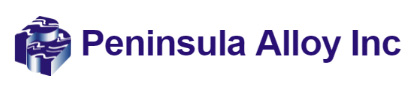 Peninsula Alloy Logo with Text
